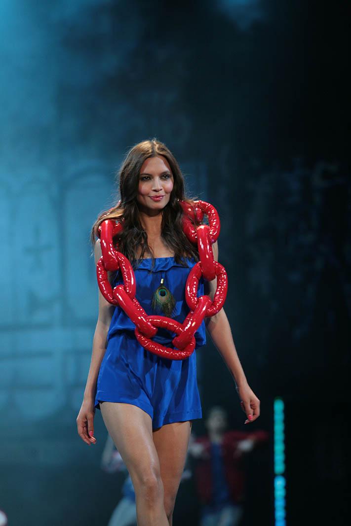 Fashion show LFW