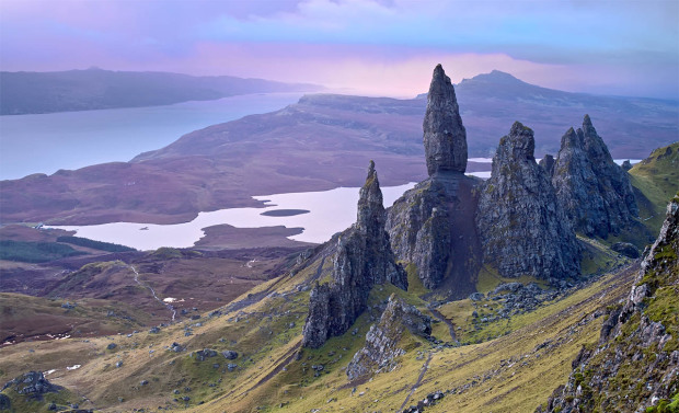 The Old Man of Storr copyright Tracy Howl